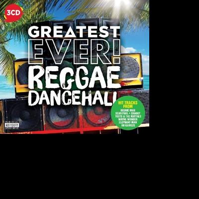 CD V/A - REGGAE DANCEHALL - GREATEST EVER