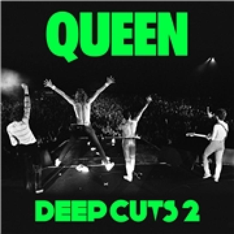 Queen - CD DEEP CUTS VOLUME 2