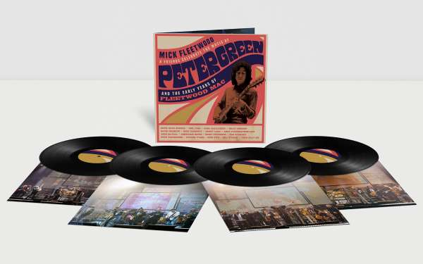 Vinyl FLEETWOOD, MICK AND FRIENDS - CELEBRATE THE MUSIC OF PETER GREEN AND THE EARLY YEARS OF FLEETWOOD MAC