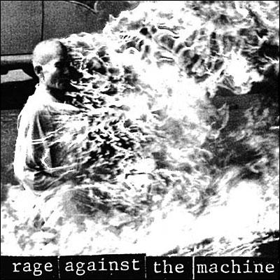 Rage Against the Machine - CD Rage Against the Machine