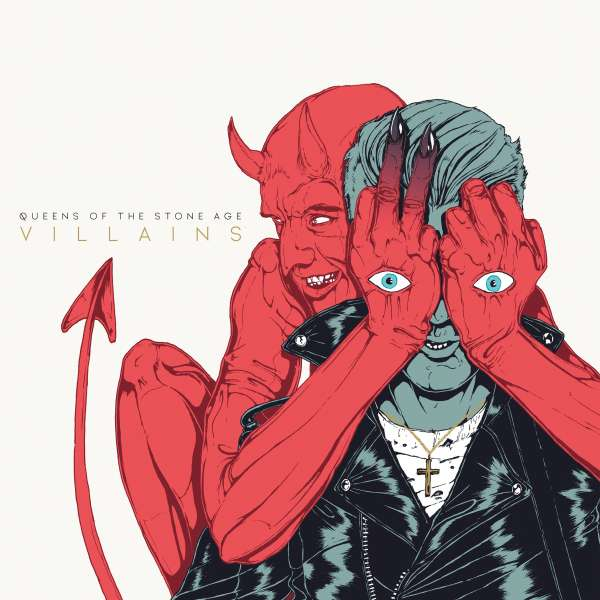 Queens of the Stone Age - CD VILLAINS
