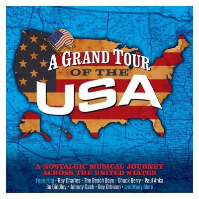 CD V/A - A GRAND TOUR OF THE USA