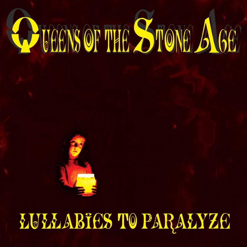 Vinyl QUEENS OF THE STONE - LULLABIES TO PARALYZE