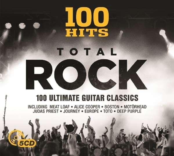 CD V/A - 100 HITS - TOTAL ROCK