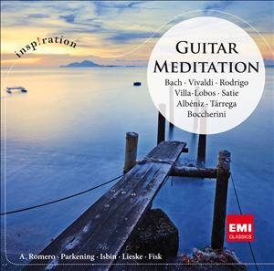 CD VARIOUS ARTISTS - GUITAR MEDITATION