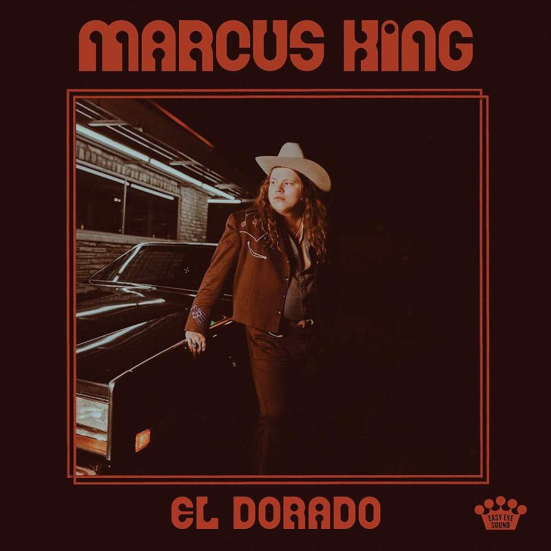 CD KING MARCUS - EL DORADO