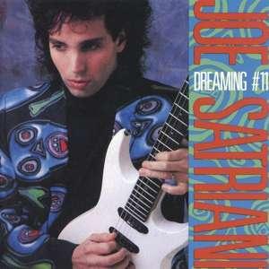 CD SATRIANI, JOE - DREAMING #11