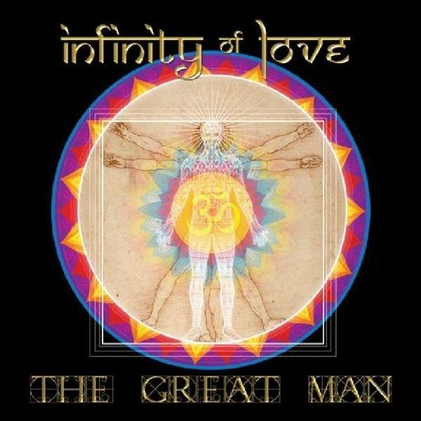CD INFINITY OF LOVE - GREAT MAN