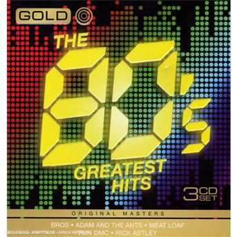CD V/A - Gold - Greatest Hits of The 80