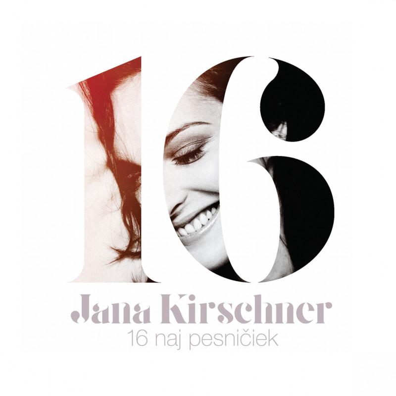 Jana Kirschner - Vinyl 16 Naj pesničiek