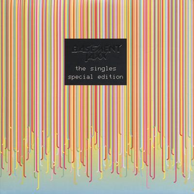 CD BASEMENT JAXX - SINGLES (BEST OF) -2CD-