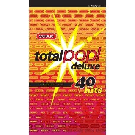 CD ERASURE - TOTAL POP ! - THE FIRST 40 HITS (3CD+DVD