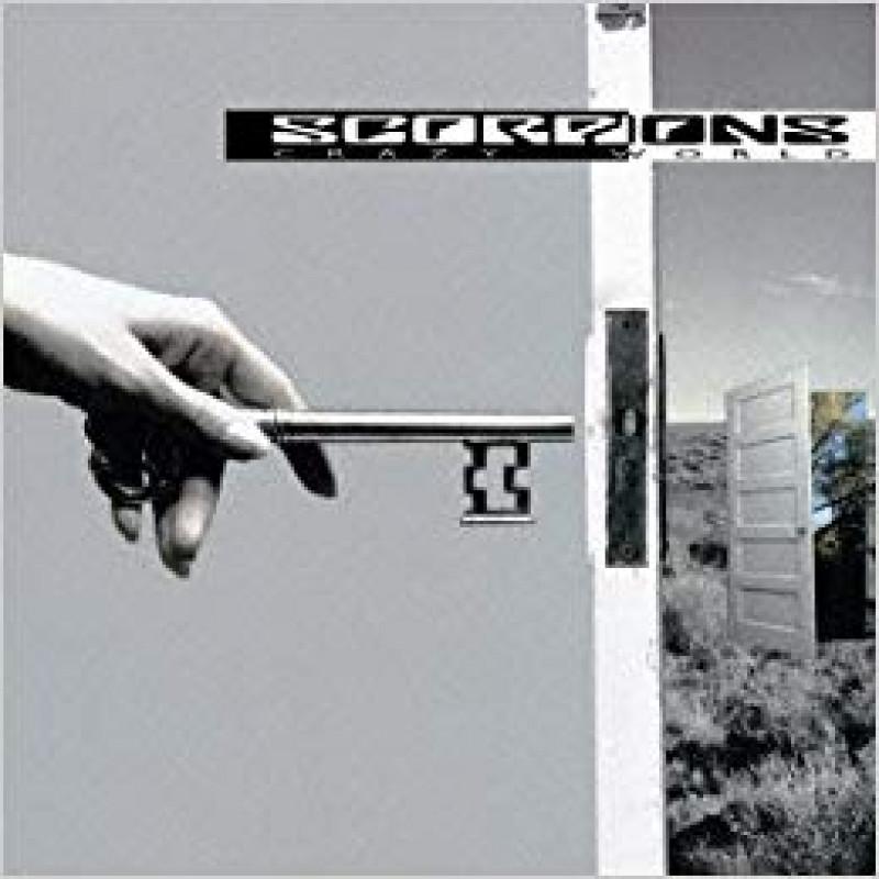 Scorpions - Vinyl CRAZY WORLD