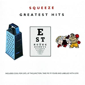 CD SQUEEZE - GREATEST HITS