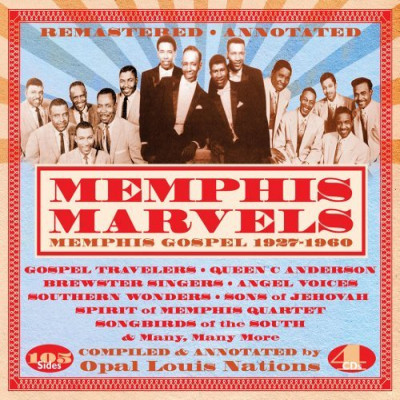 CD V/A - MEMPHIS MARVELS