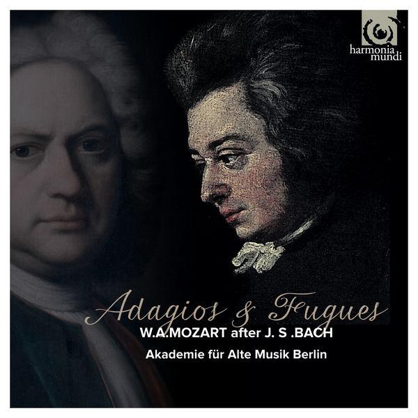 CD MOZART, W.A. - ADAGIOS & FUGUES