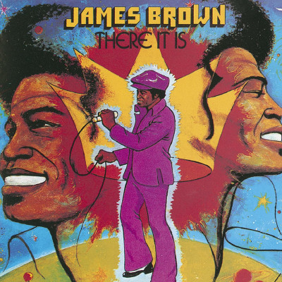 James Brown - CD THERE IT IS