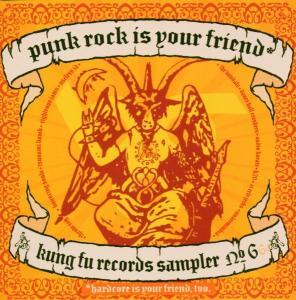 CD V/A - PUNKROCK IS YOUR FRIEND VOL.6