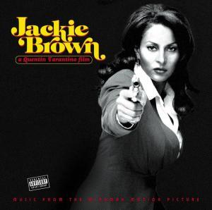 CD OST / VARIOUS - JACKIE BROWN