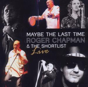 CD CHAPMAN, ROGER - MAYBE THE LAST TIME