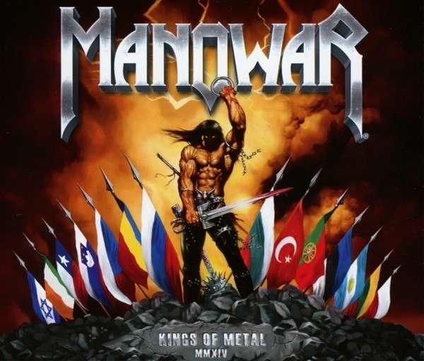 CD MANOWAR - KINGS OF METAL MMXIV