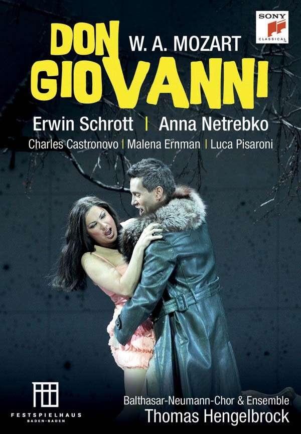 Blu-ray MOZART, W.A. - Mozart: Don Giovanni