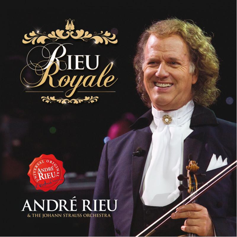 CD RIEU ANDRE - RIEU ROYALE