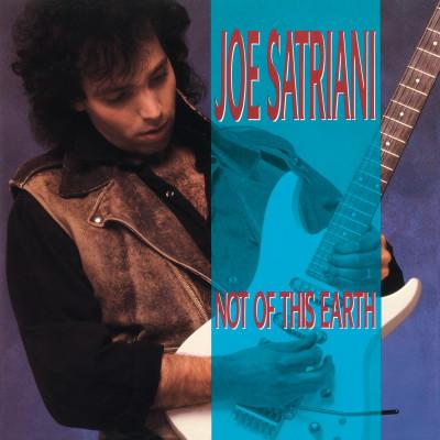 Vinyl SATRIANI, JOE - NOT OF THIS EARTH