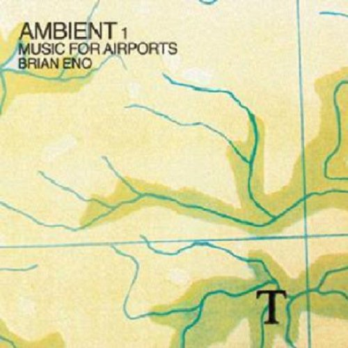 CD ENO BRIAN - AMBIENT 1/MUSIC FOR AIRPOR