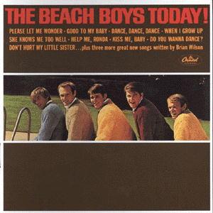 The Beach Boys - CD TODAY/SUMMER DAYS