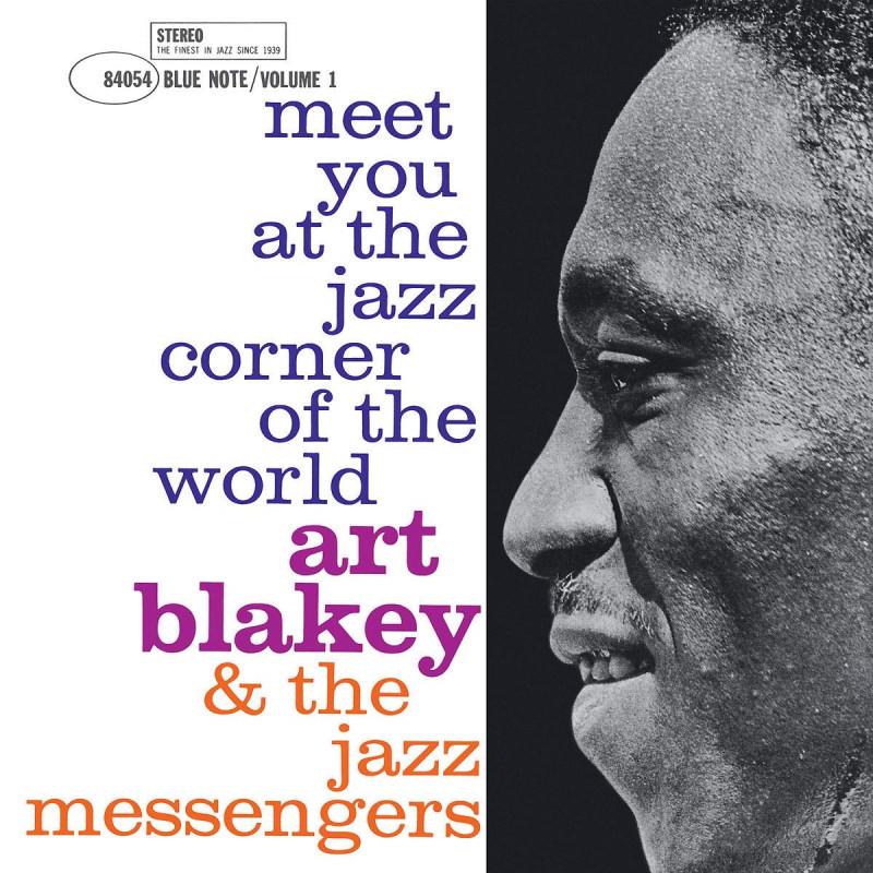 Vinyl BLAKEY ART - MEET YOU AT THE JAZZ CORNER OF THE WORLD VOL. 2