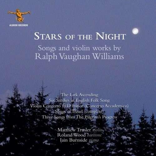 CD VAUGHAN WILLIAMS, R. - STARS OF THE NIGHT