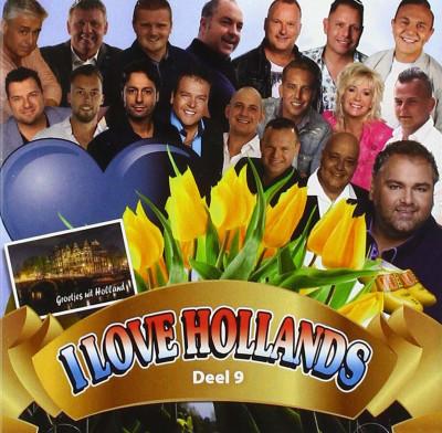 CD V/A - I LOVE HOLLANDS 9