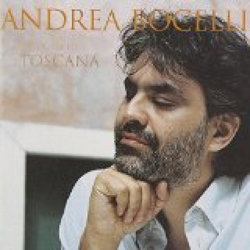 ANDREA BOCELLI - CD CIELI DI TOSCANA