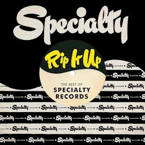 Vinyl V/A - RIP IT UP: THE BEST OF SPECIALTY RECORDS