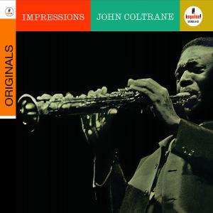 CD COLTRANE, JOHN - IMPRESSIONS