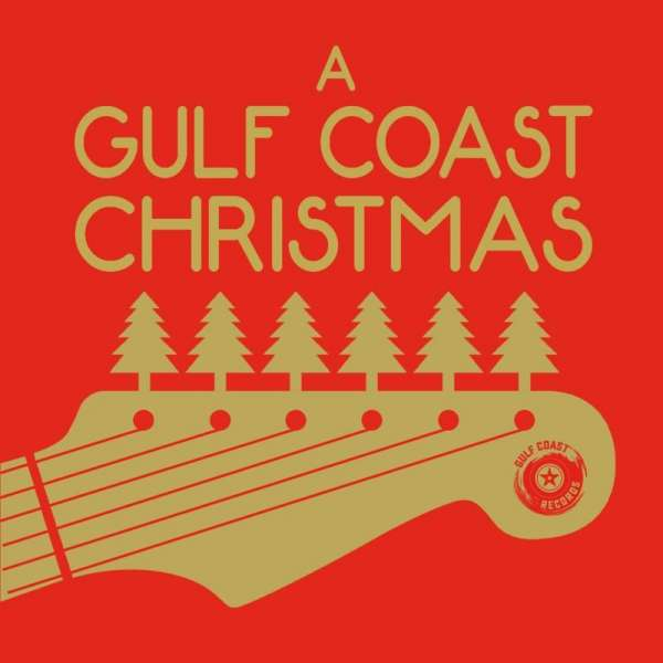 CD V/A - A GULF COAST CHRISTMAS