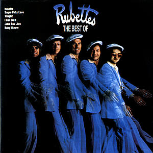 CD RUBETTES - BEST OF