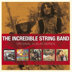 CD INCREDIBLE STRING BAND, THE - ORIGINAL ALBUM SERIES