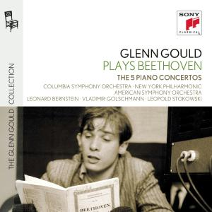 CD GOULD, GLENN - Glenn Gould plays Beethoven: T