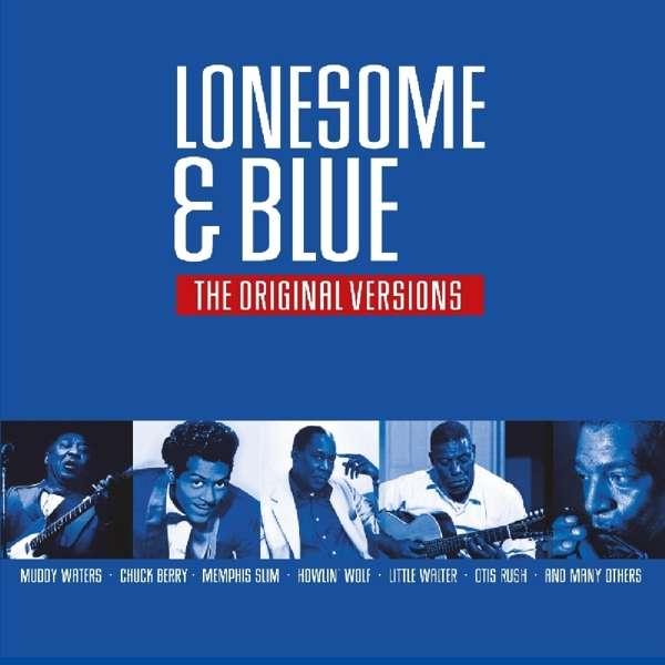 CD V/A - LONESOME & BLUE