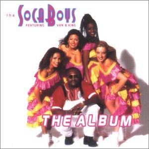 CD SOCA BOYS - ALBUM