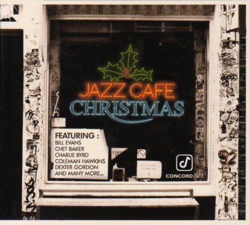 CD V/A - A JAZZ CAFE CHRISTMAS