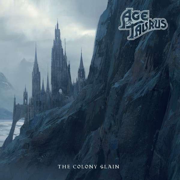 CD AGE OF TAURUS - COLONY SLAIN