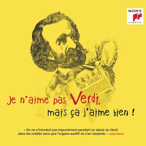 CD V/A - Je n'aime pas Verdi, mais ça j