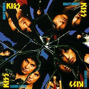 Kiss - CD CRAZY NIGHTS