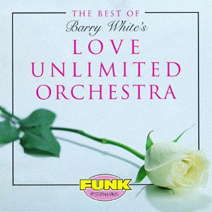 CD LOVE UNLIMITED ORCH. - THE BEST OF