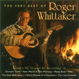 CD WHITTAKER ROGER - THE WORLD OF