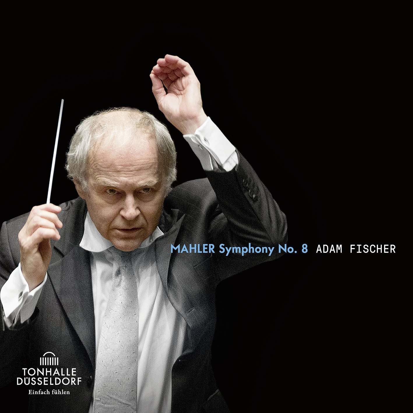 CD FISCHER, ADAM - MAHLER: SYMPHONY NO.8