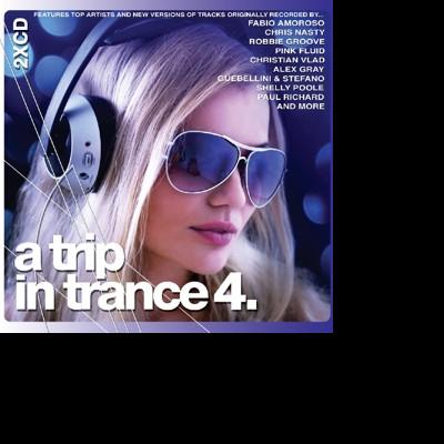CD V/A - A TRIP IN TRANCE 4